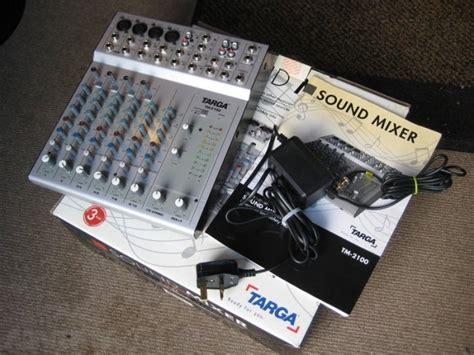 targa tm 2100 audio mixer for sale in kilkenny kilkenny