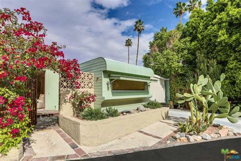 50s house darling 50s trailer home in palm springs can be yours for
