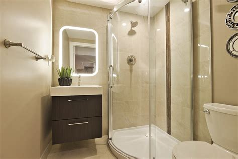 Tile Ideas For A Small Bathroom washrooms by wilde north interiors toronto canada wilde