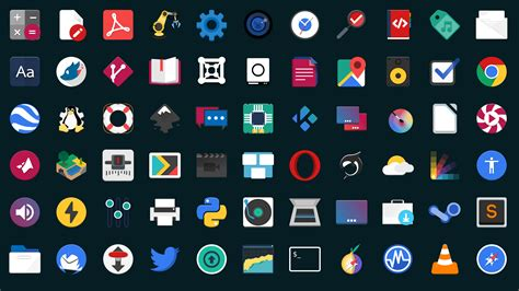 material design suite quot paper quot offers theme and icons for ubuntu theme icons and stuff download ubuntu theme icons