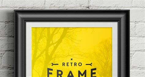 psd poster frame mockup vol psd mock  templates pixeden
