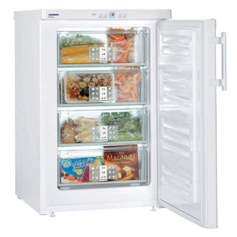 congelateur tiroir liebherr cong 233 lateur armoire 104l a 55cm 4 tiroirs blanc