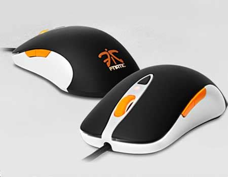 Mouse Steelseries Fnatic steelseries limited edition 7h fnatic headset and sensei