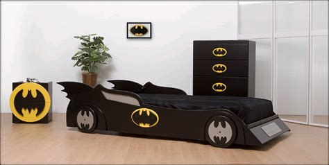 Batman Bedroom Furniture | amazing batman cars bedroom decor theme ideas for kids