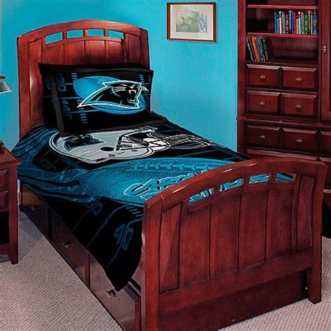 carolina panthers bathroom set nfl carolina panthers twin full comforter set bed bath beyond