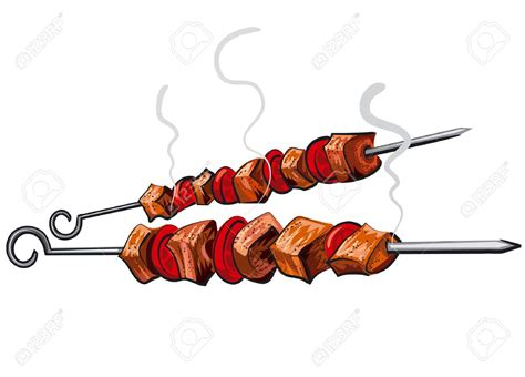 kebab clipart kebab clipart vector pencil and in color kebab clipart