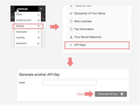 themeforest secret api key how to setup automatic theme update