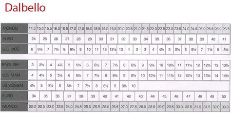 mens ski boots size chart 2018 dalbello avanti w 85 ski boots erik s