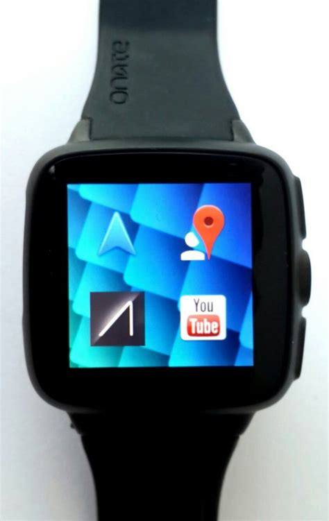 Omate Smartwatch lo smartwatch omate truesmart diventa glass ready 187 wearable tech androidworld it