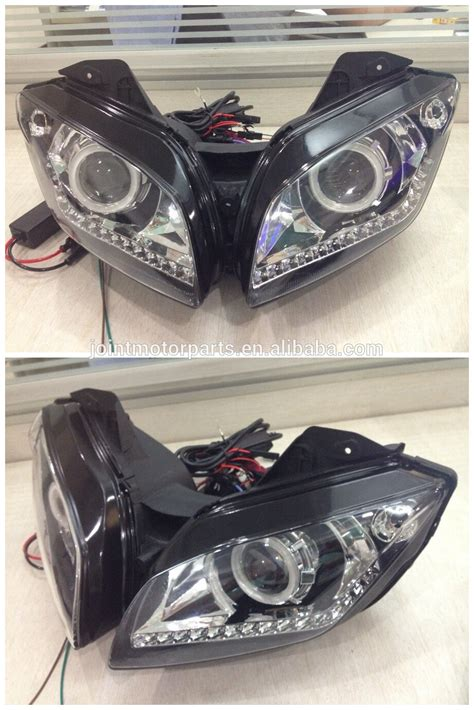 Lu Hid Projector R15 hid headlights motorcycle projectors headlight with