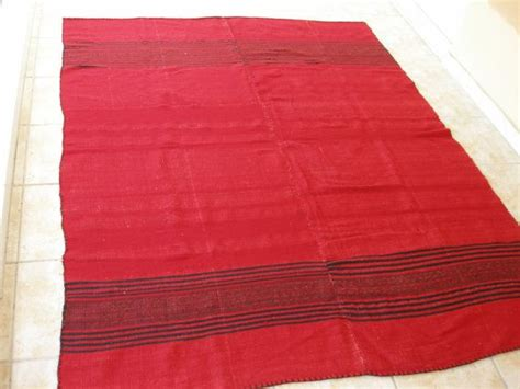 Large Striped Area Rugs by Vintage Anatolian Kilim Rug Large Area Throw Wool