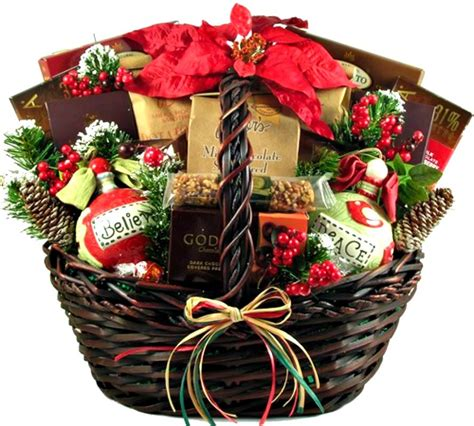what to put in a christmas basket homespun gift basket