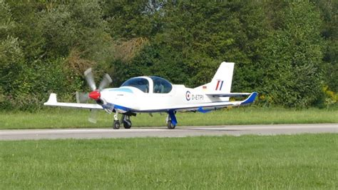 grob 120tp training aircraft ready for british military first images of raf grob 120tp prefect military aviation review