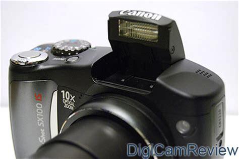 Digicamreview Com Canon Powershot Sx100 Is Digital