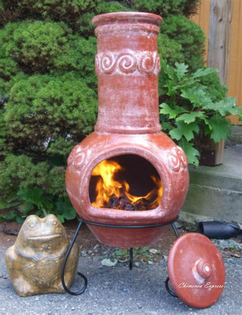 Mexican Outdoor Chimney Chiminea Express Mexican Chiminea Circle Of Friends And