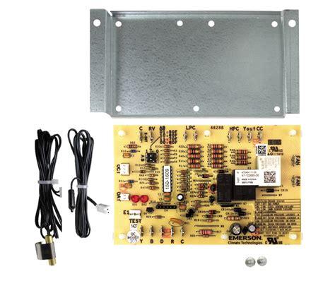 47 102685 87 rheem ruud heat defrost board