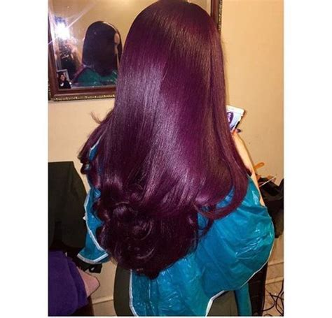 coke blowout hairstyle 62 best cherry coke hair color images on pinterest