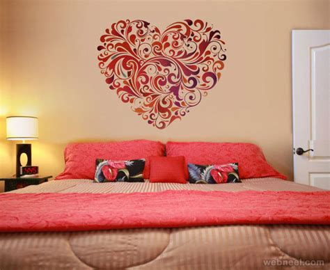 30 Beautiful Wall Art Ideas And Diy Wall Paintings For Bedroom Wall Paint Designs