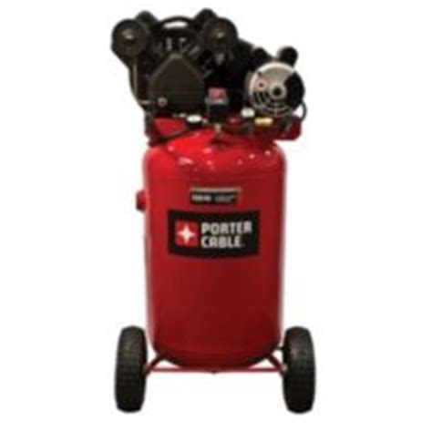 porter cable 30 gallon air compressor canadian tire