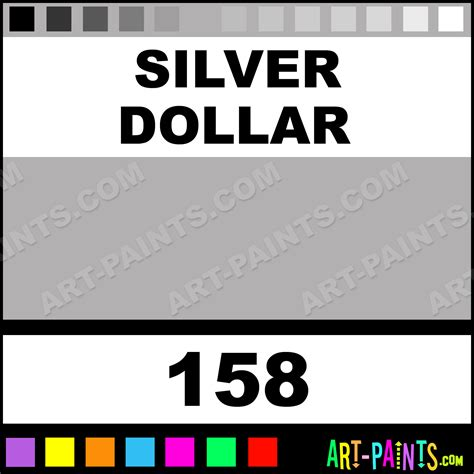 silver dollar premium spray paints 158 silver dollar paint silver dollar color molotow