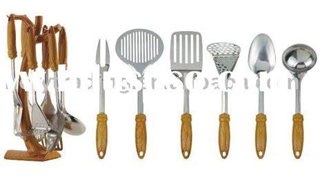 kitchen utensils list