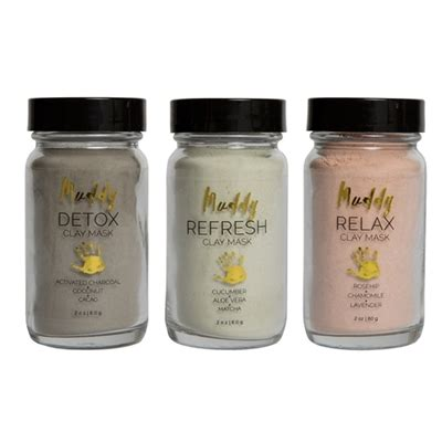 Detox Clay Mask Muddy by Muddy Set