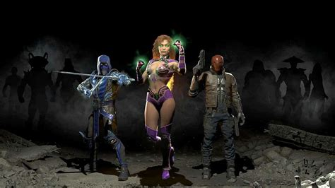 injustice challenge characters injustice 2 dlc characters revealed more teased