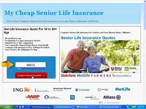 Get Insurance Quotes by Can I Get Insurance 79 Year Quotes