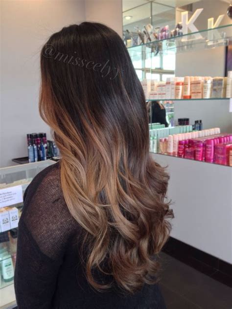 7 Ways To Softer Richer Hair by Balayage Soft Ombre Sombre Hair Hair