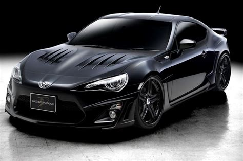 toyota line of cars toyota gt 86 sports line 2013 by wald international