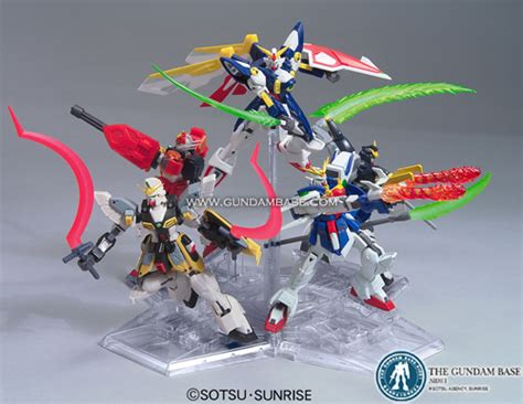 Ms Gundam Wing Endless Waltz Complete Series ngee khiong mg zaku cannon others