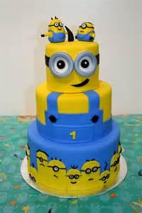 minions kuchen minion cake ii