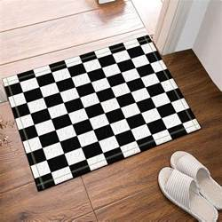 Black Bathroom Rugs 20 Gorgeous Black And White Bathroom Rugs 70