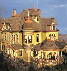 Queen Anne Victorian by The Right Roof For The Right Style Old House Online