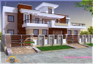 Modern House Designs Pictures Gallery by Modern Style House Design India Architecture Pinterest