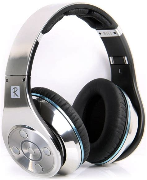 Headset Bluetooth Di Bec bluetooth4 0 8 tracks 8 driver units bass effect wireless headphones accesories