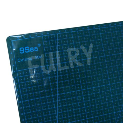 Branded Mats by Branded 9sea Cutting Mat A2 A1 Size Fulry