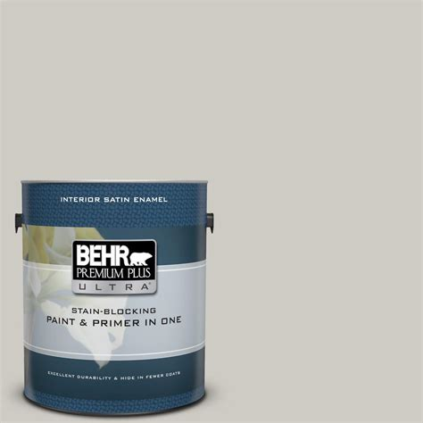 behr premium plus ultra 1 gal bnc 05 ground fog satin