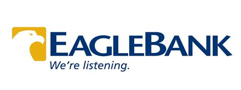 eagle bank eagle bank logo