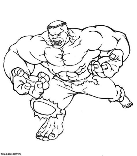 the hulk coloring pages az coloring pages