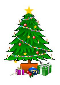 christmas tree clip art images free for commercial use