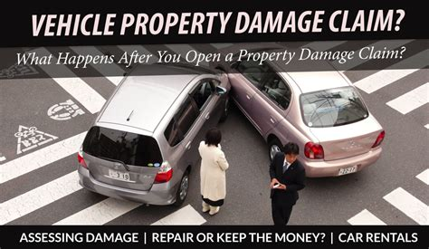 Auto Accident Injury Claim by Property Damage Claims In Car Accidents