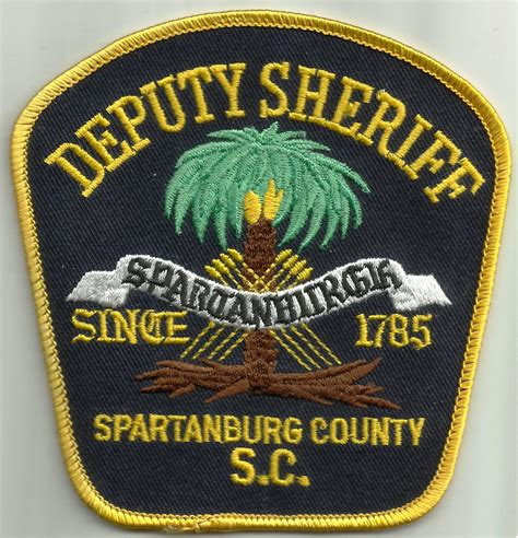 Spartanburg County Search File Usa South Carolina Deputy Sheriff Spartanburg County Jpg Wikimedia Commons