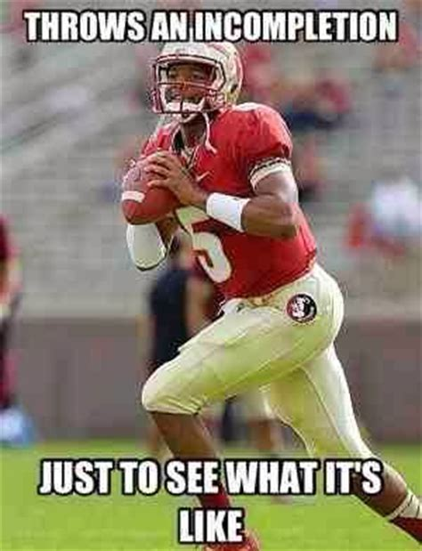 Jameis Winston Memes - the daily hat trick must see sports first weekend of