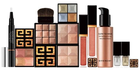 Makeup Givenchy givenchy le makeup summer 2009 collection