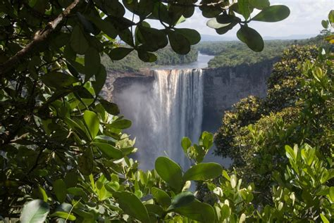 experience  untouched beauty  guyana