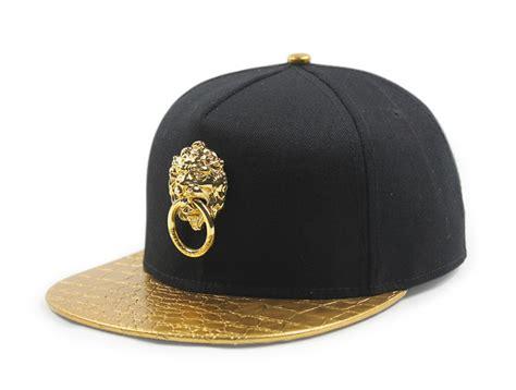 Exclusive Snapback Stussy Gold Font leder pu schwarze gold metal hiphop snapback cap h 252 te einstellbar mode cool casul flachen