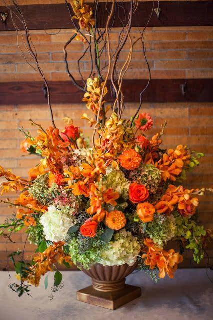 Fall Flower Arrangements Wedding by Best 25 Fall Flower Arrangements Ideas On