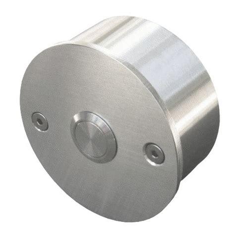 klingel edelstahl aufputz klingelknopf rund aufputz