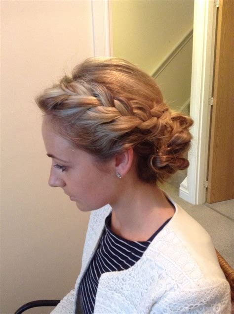 hair desings with plated hair 33 best images about wedding hair on pinterest updo